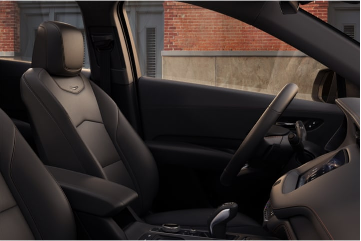 2020 Cadillac XT4 Compact SUV Safety Alert Seat