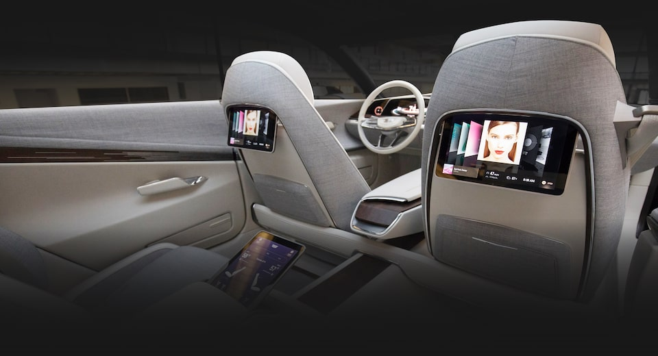 Cadillac Escala Interior Design