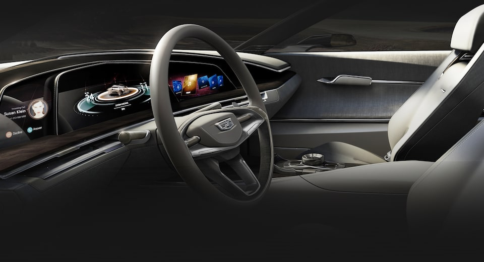 Cadillac Escala Technology